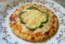 Πίτσα με πίτα απο σουβλάκι(2 μονάδες η μια)