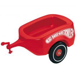 BIG Bobby Car Trailer Rood