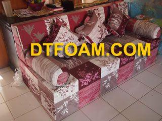 https://dtfoam.com/sofa-bed-bunga-padi/ kursi sofa tempat tidur praktis inoac busa super harga jual spesial promo diskon murah
