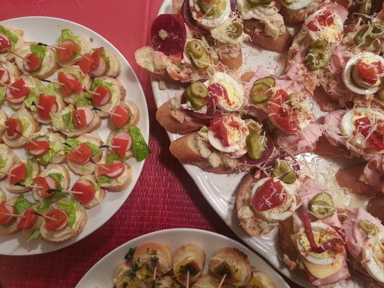 Czech Open Faced Sandwiches Obložene ChlebAndiacute;?ky Recipe - Food.com