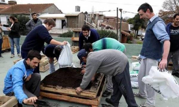 Huerta orgánica en San Isidro: un espacio donde se siembra la inclusión social