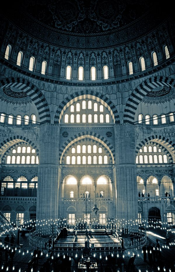 The Selimiye Mosque is an Ottoman imperial mosque, which is located in the city of Edirne, Turkey. The mosque was commissioned by Sultan Selim II, and was built by architect Mimar Sinan.