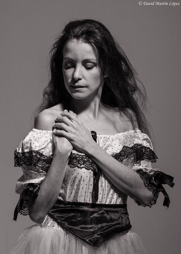 With feeling - Model / Modelo: Diana Conde Photography and edition / Fotografía y edición: David Martín López