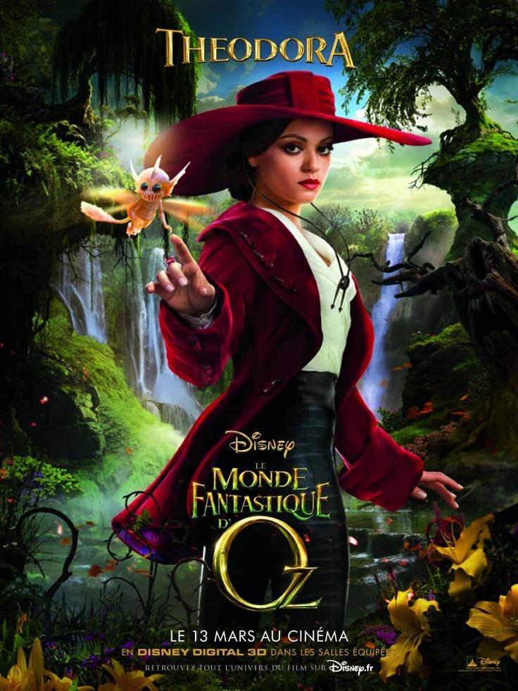 Dernières nouvelles du très attendu film Disney : Le Monde Fantastique d'Oz (Avant-première avec Espoir en Tête, affiches, visuels et bandes annonces, …)