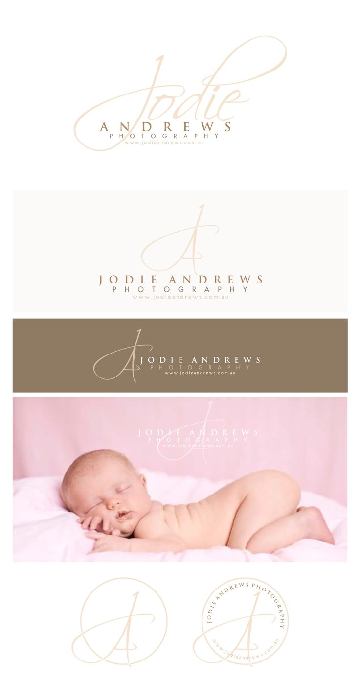 Création n°130 par zuli2119 | Newborn and Family Photographer Logo