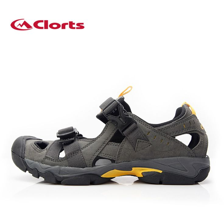 2016 clorts pria aqua shoes sd-206c/d hiking outdoor sandal olahraga bernapas pantai sandal air sneakers
