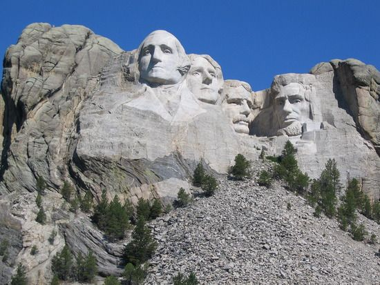 Mount Rushmore ...Takes your breath away with it's awesome beauty!