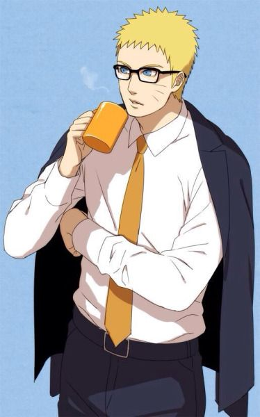 Modern Uzumaki Naruto. This is so awesome.