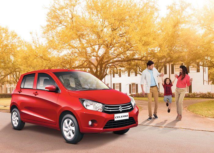 Celerio Diesel Cars, Celerio Hatchback Car Price & Specs India - Maruti Suzuki