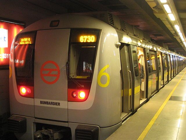 Delhi Metro Commissions Its First Rooftop Solar Power Project | CleanTechnica