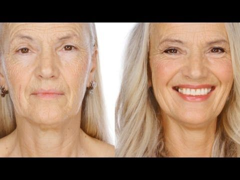 Glowing,Youthful Day Make-Up Look For Mature Skin....... Ladies, this is amazing...really it is, Watch it even if your young you know a mature lady and this may well be what she's looking for. If your mature, your going to love it.
