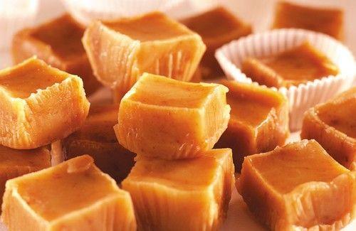 Kinder recept: Caramel (Fudge) uit de magnetron