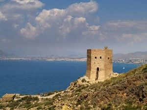 Torre de la Azohia .Murcia .Spain .