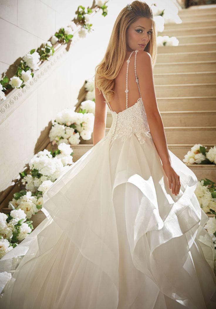 116 besten wedding-dress Bilder auf Pinterest   Hochzeitskleider ...