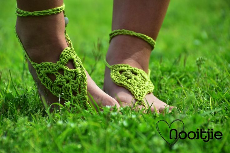 Barefoot sandals - R80