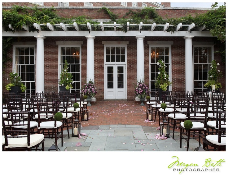 Tidewater Inn Wedding: Amy + Bill | meganbeth.com - ceremony ideas