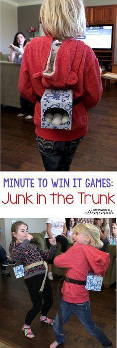 """""""1 minuto para ganar"""" es una idea desarrollada por un programa de televisión, en el cual los concursantes deben realizar diversos retos y..."""