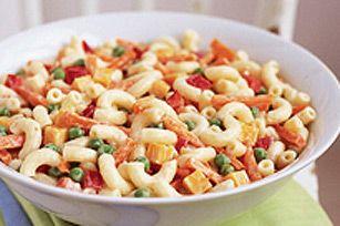 Pasta Side Salad Makeover