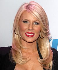 Gretchen Rossi Hairstyle - Formal Long Straight