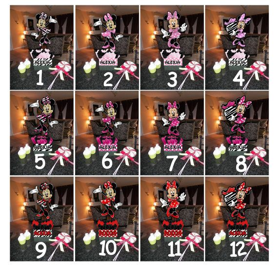 147 best Minnie party images on Pinterest Birthday party ideas