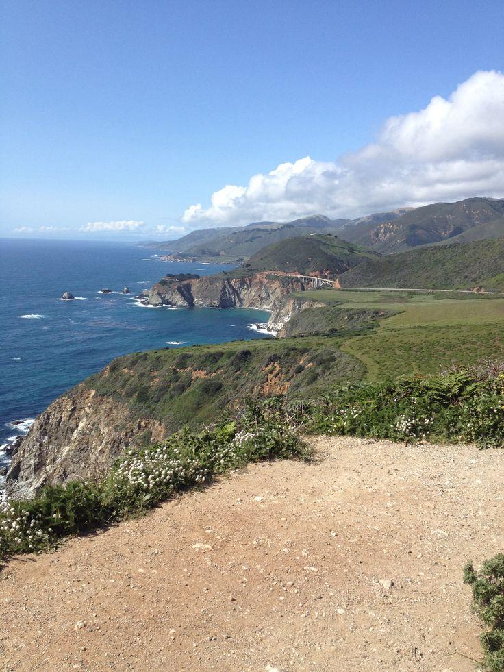 California coastline - Monterey