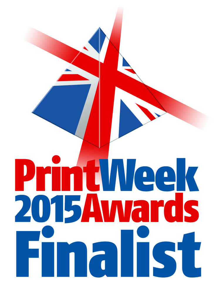 DG3 are pleased to announce that they are finalists for 'Bespoke Digital Printer of the Year' & 'Brochure Printer of the Year' at the PrintWeek awards taking place next month!
