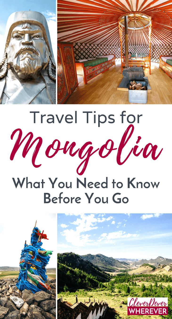 What You Need to Know About Traveling to Mongolia Best