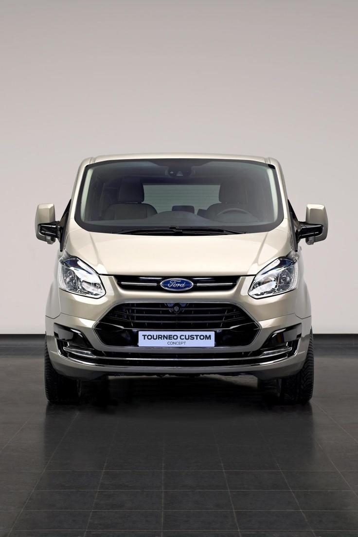 2012 ford tourneo custom concept