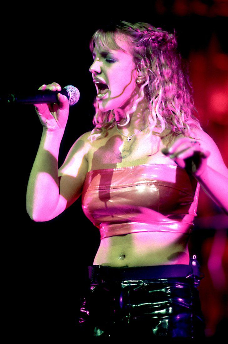 Pin for Later: 80 Pictures of Britney Spears That Are Straight Out of a Time Capsule August 1999
