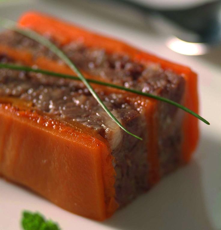 A Recipe by Alvin Leung... | FOUR Magazine Lamb lasagna