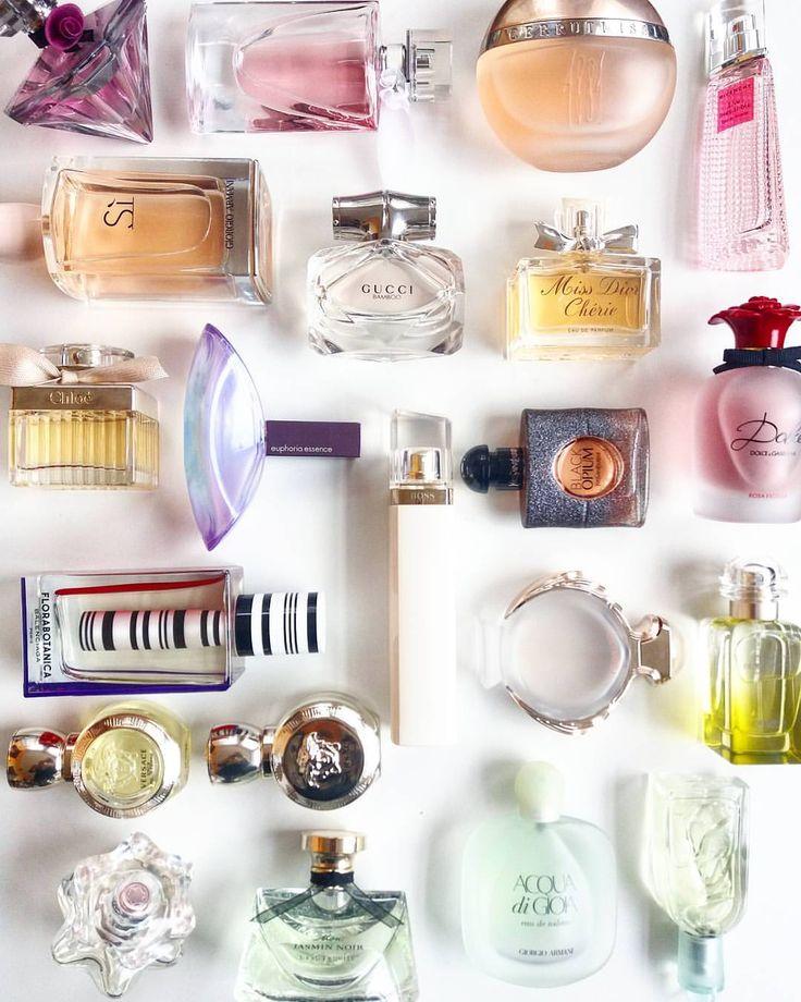 My current spring perfume collection! #tresorlanuit#lavieestbelleflorale#lancomelavieestbelle#lavieestbelle#cerruti1881#liveirresistible#giorgioarmanisi#guccibamboo#missdiorcherie#missdior#chloechloe#euphoriaessence#hugobossjourpourfemme#jourpourfemme#blackopiumfloralshock#blackopium#dolcerosaexcelsa#dolcegabbana#florabotanica#balenciaga#olympea#olympeaqua#hermes#vl#erospourfemme#versaceeros#ladyemblem#monjasminenoirleauexquise#acquadigioia#fleurdeau