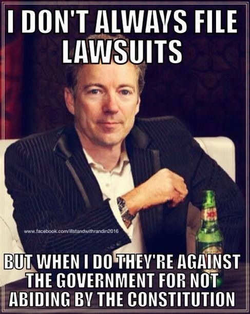 Rand Paul is the most interesting libertarian in the world