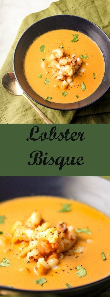 Lobster Bisque is a luscious, richly flavored restaurant quality soup that's perfect for special occasions or a cozy date night at home.