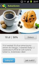 Rabatkowo - aggregation of offers from Groupon and similar services