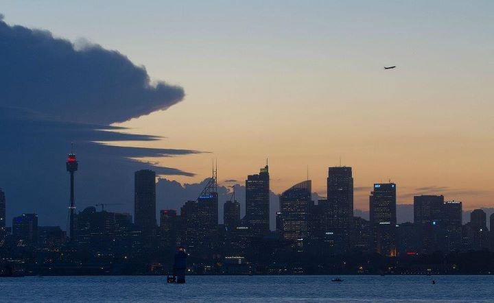 Sidney Skyline......        Photo; Benjamin Thillerup