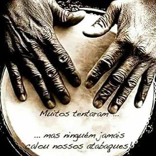 CONTOS QUE A NOITE CONTA: TAMBORES DE ANGOLA