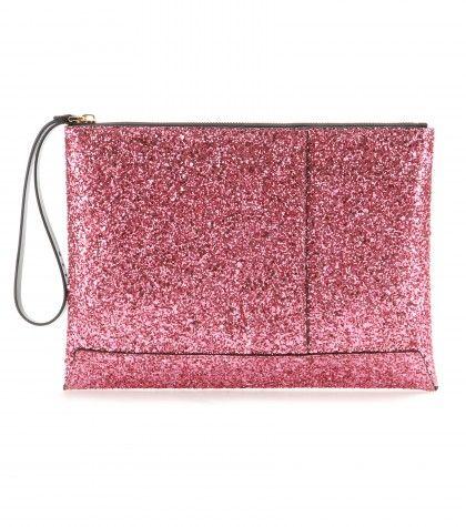 """""""Clutch Con Glitter"""" """"Clutch con glitter rosa By Marni"""" found on Styletorch"""