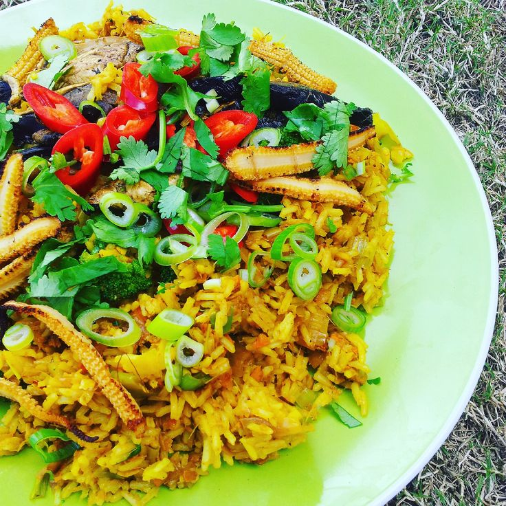 Authentic Nasi Goreng recipe - vegan