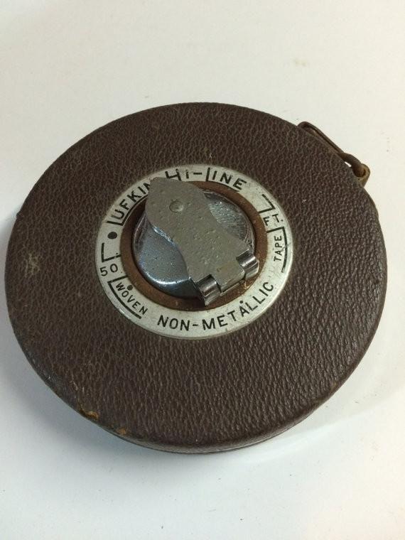 lufkin hiline 50 ft nonmetallic woven tape measure