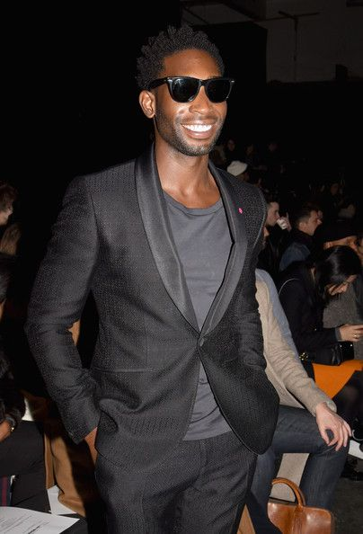 tinie tempah 2015 | Tinie Tempah Tinie Tempah attends the Lee Roach show at the London ...
