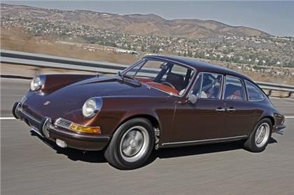 Porsche 911 Four-door Sedan (1967)