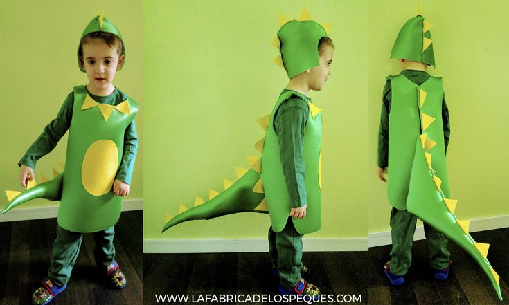 Patrón gratis disfraces infantiles ideas carnavales