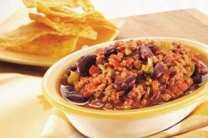 Chili corn carne de dindon Minçavi