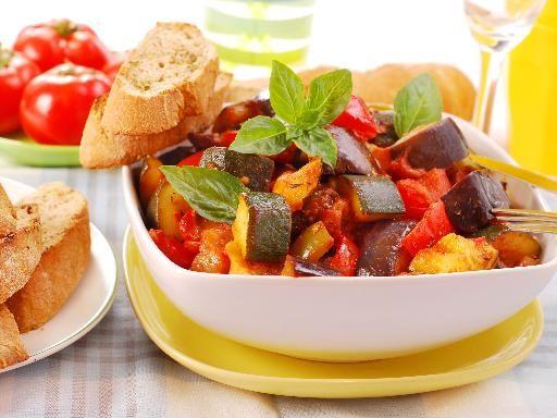 Mix di verdure al microonde (tipo ratatouille): Ricette de Mix di verdure al microonde (tipo ratatouille) - Tutto Gusto