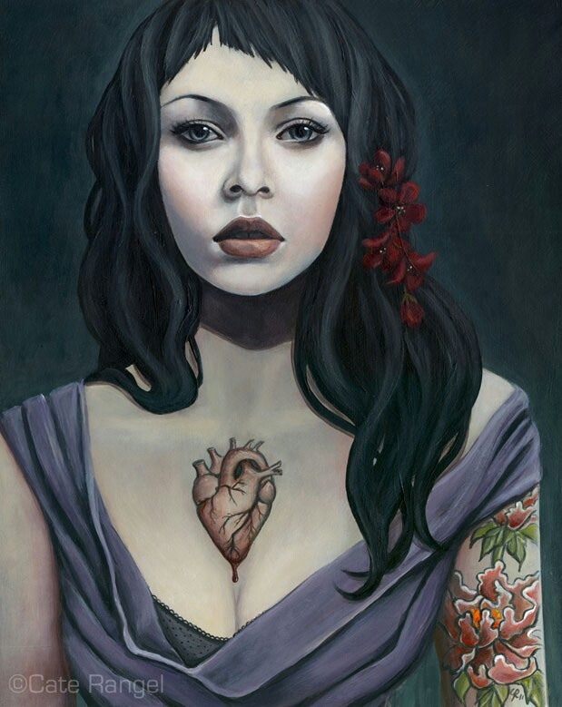Cate Rangel*