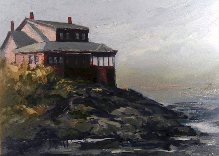 Can you imagine an island where all you have to do is open your tubes of paint and a painting magically appears ? Join me to step back in time on mystical Monhegan Island, Maine. #Monheganisland 5 day August 3-7, 2015 http://www.permissiongranted.org/Maine_art_workshop.html or 1800 393-7270