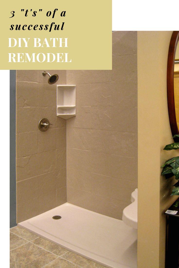 187 best Shower & Tub Wall Panels images on Pinterest | Bathroom ...