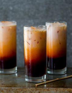 Easy Thai Tea Recipe (Thai Iced Tea) from White On Rice Couple | whiteonricecouple #Iced_Tea
