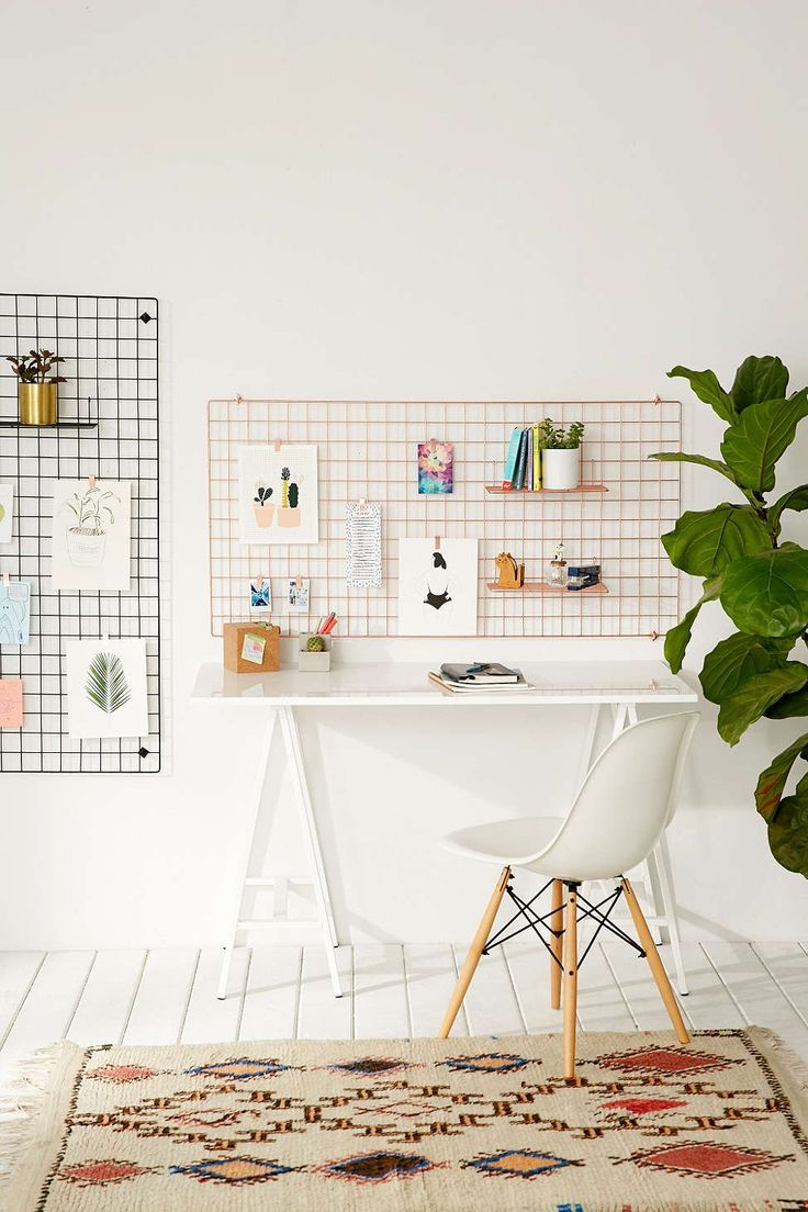Wall grids from Urban Outfitters