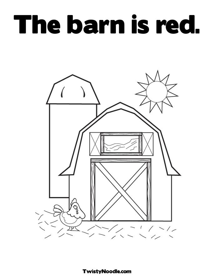 Best 25+ Farm coloring pages ideas on Pinterest